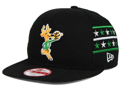 be949c1e30c Milwaukee Bucks New Era NBA HWC Fine Side 9FIFTY Snapback Cap ...