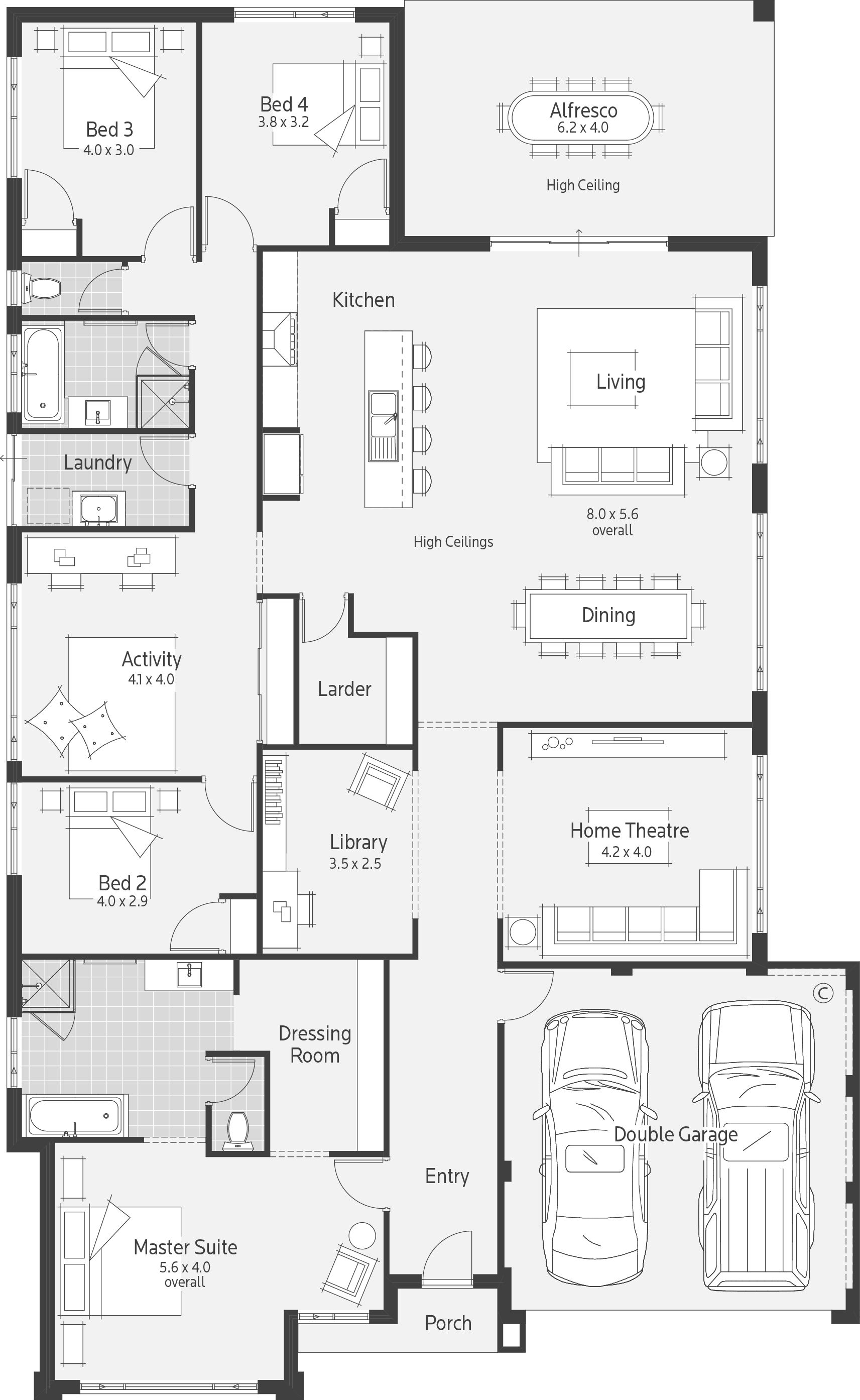 Affinity dale alcock homes