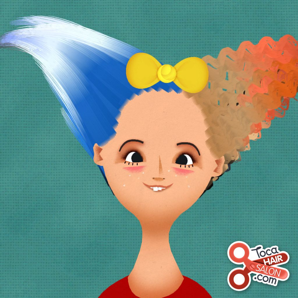 Pin On Funny Hairstyles