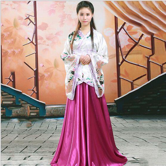 De Antiguo Estilo Tradicional Para Ropa Mujeres Mujer Tang Chino zwxwRtS1 b10ea06009e3