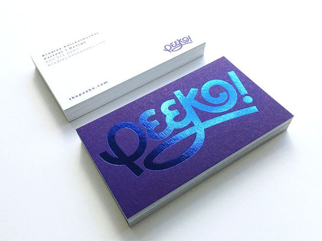 Showcase Of Creative Print Designs With Hot Foil Stamping Foil Business Cards Foil Stamped Business Cards Hot Foil Stamping