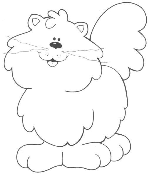 Animais Gatos imagem de impressão 96