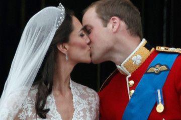 Buckingham Palace Kiss