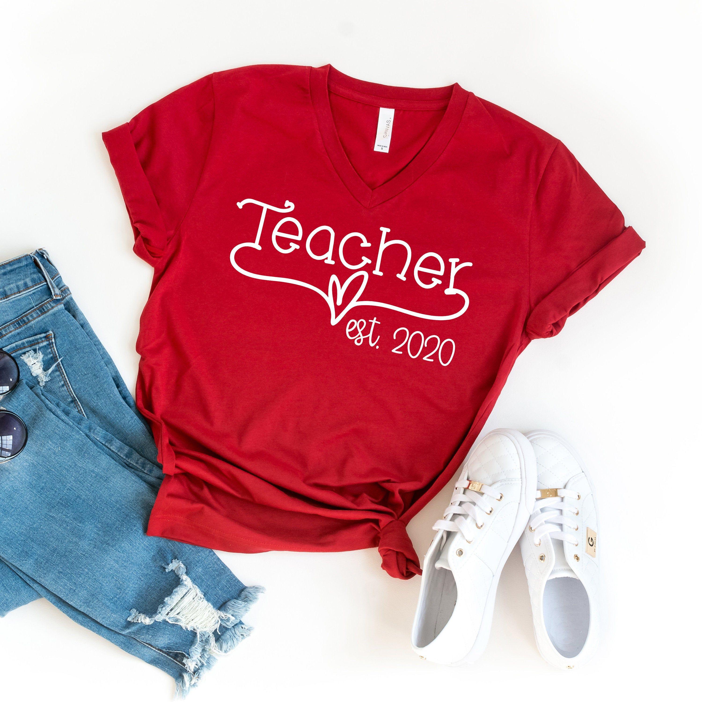 Teacher Student Gifts New Teacher Gift Teacher Graduation Gift Student Teacher Shirt Gifts for Student Teacher Future Teacher Shirt