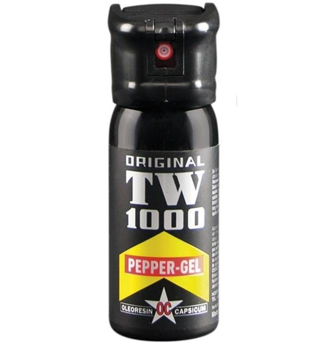 Pfeffer Spray, TW1000 PFEFFER-GEL 50 ML AG / mehr Infos auf: www.Guntia-Militaria-Shop.de