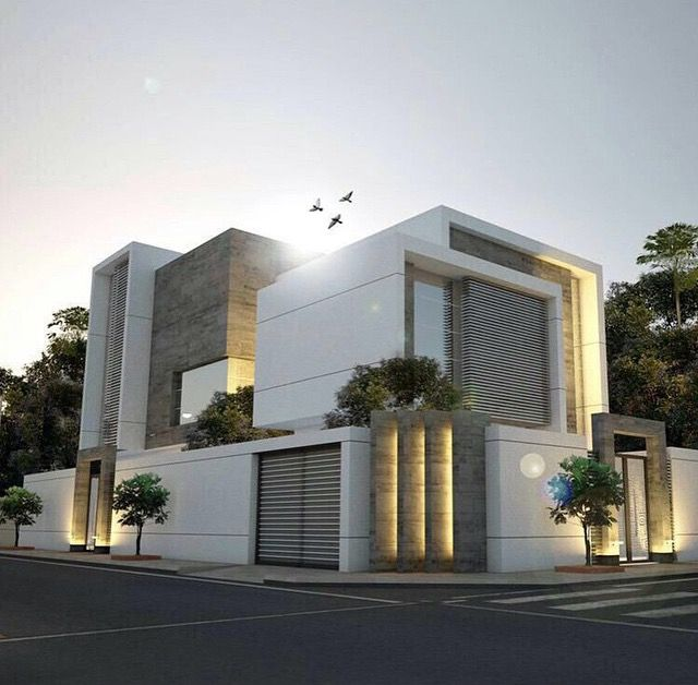 Pin By Abh On Architecture Facade House Modern House Design House Architecture Design