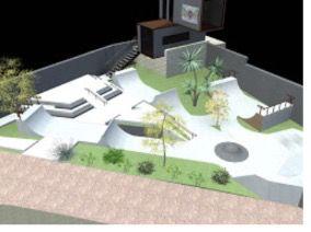 Zana design for Megabi skate park #Addis Ababa#Ethiopia ...