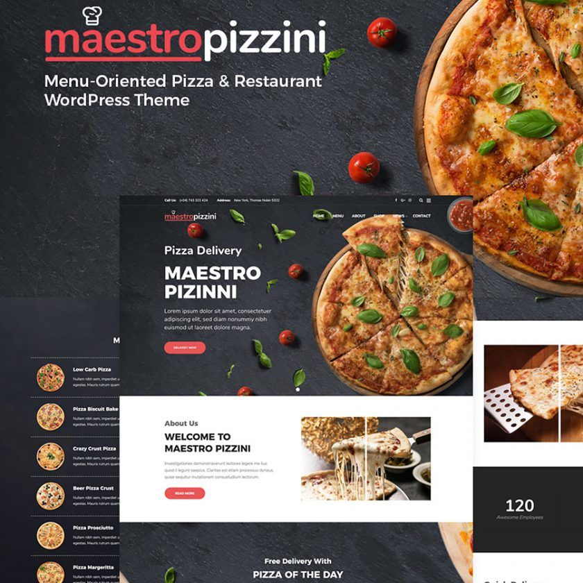 15 Best Restaurant WordPress Themes for Your Business