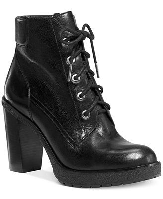 831ce742ca1d MICHAEL Michael Kors Kim Lace Up Booties  195