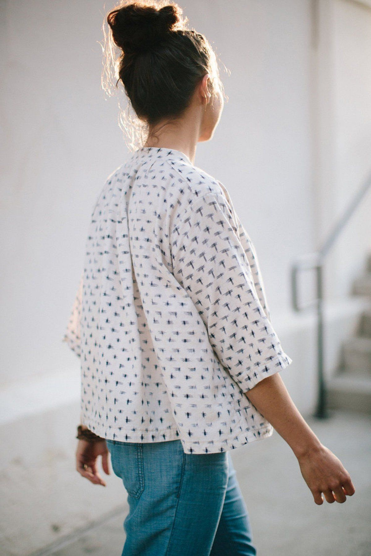 Sew Liberated Patterns Matcha Top Pattern | Patterns to buy ...