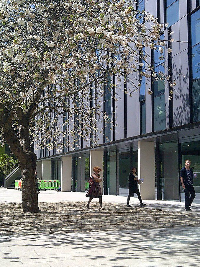 Oxford Brookes University #LUC #landscape #design # ...