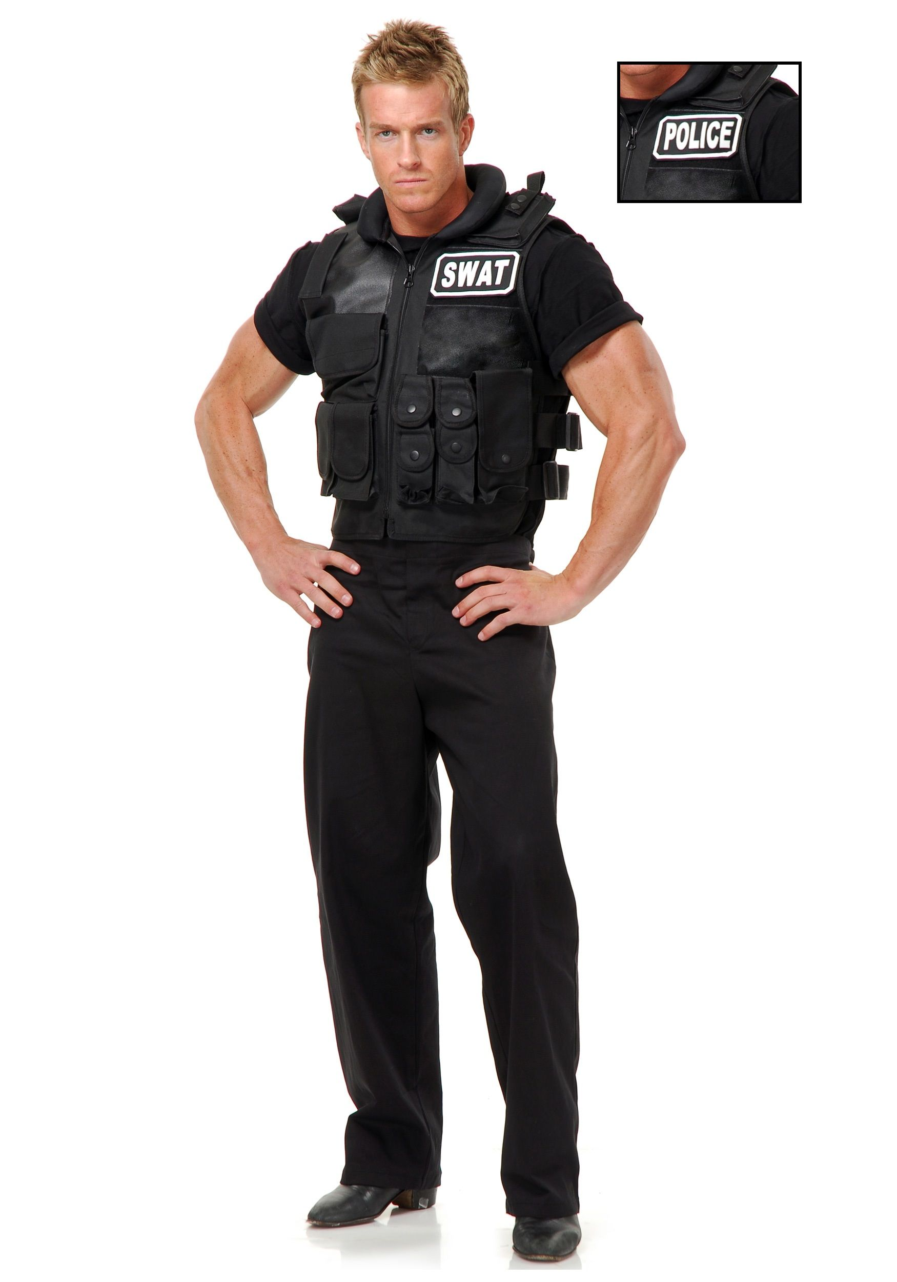 halloween costumes everyone knows when the swat team comes in they mean business lay the law - Swat Costumes For Halloween