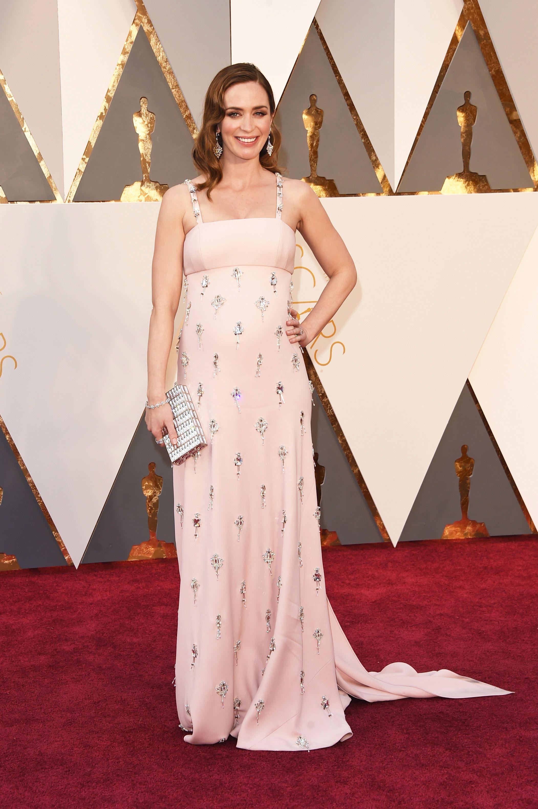 Oscars 2016 Red Carpet Arrivals