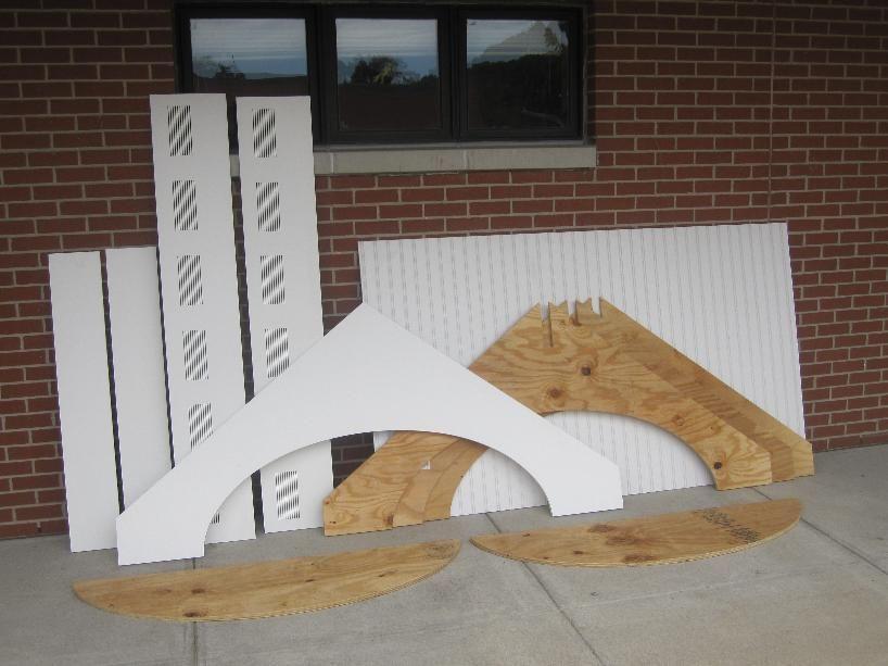 Portico Kit Porches Porch Kits Porch Addition Porch
