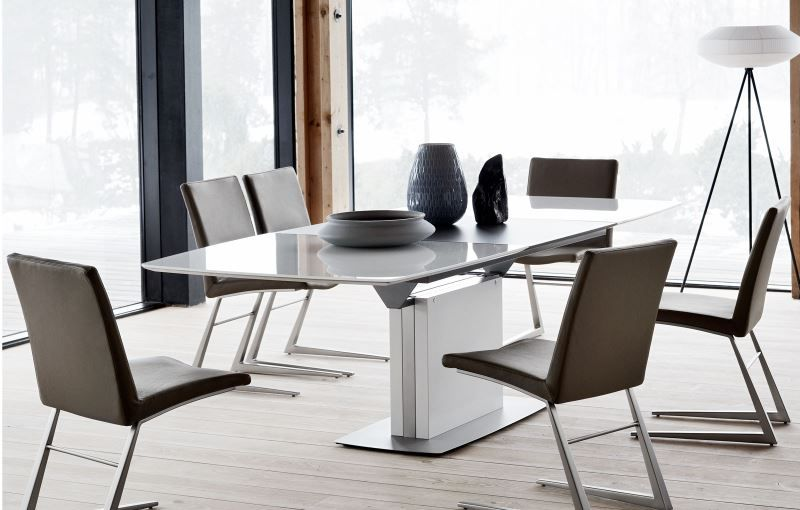 Terrific Funcitonal Dining Table And Mariposa Deluxe Chairs Uwap Interior Chair Design Uwaporg