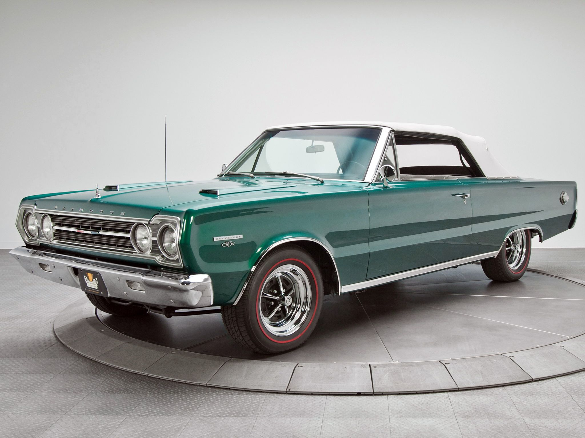 1967 Plymouth Belvedere Gtx 440 Convertible Rs27 Muscle Clic Wallpaper Background