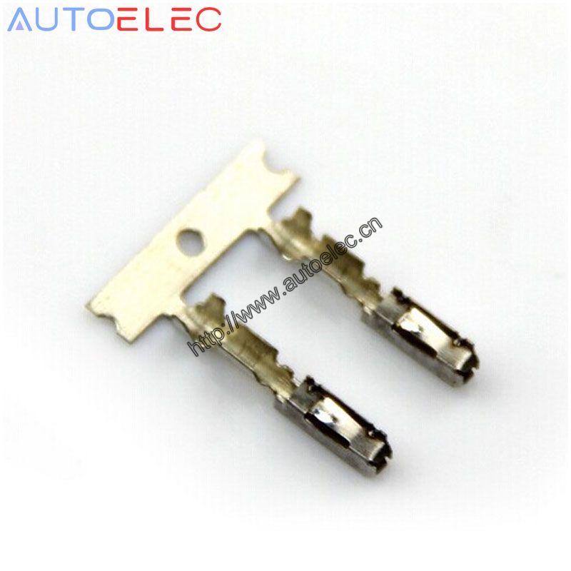 Superb Vw ecu terminal pin automotive anschluss stecker MQS Kabel E cruise