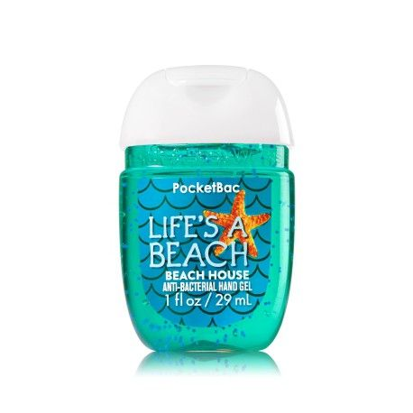 Mini Antibacterien Life S A Beach Bath And Body Works With Images