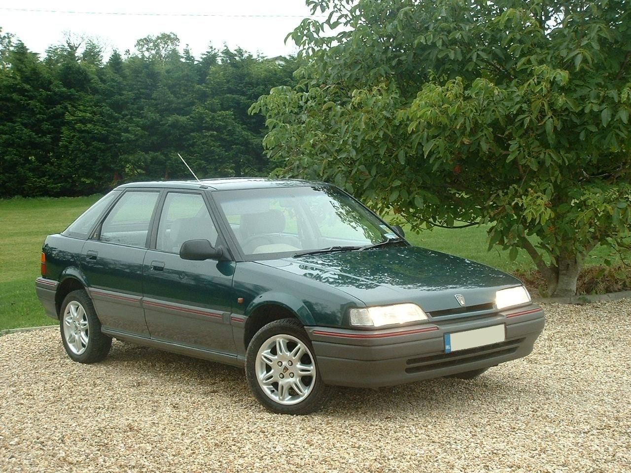 Rover 214SLi - \'Wheeler Dealers\' would have loved doing this old ...