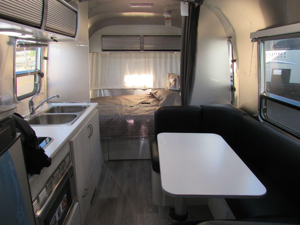 New 2017 Airstream Rv Sport 22fb Travel Trailer At Windish Rv