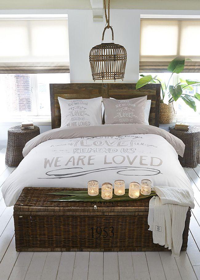 Riviera Maison Bed Pinterest Schlafzimmer, Wohnzimmer und