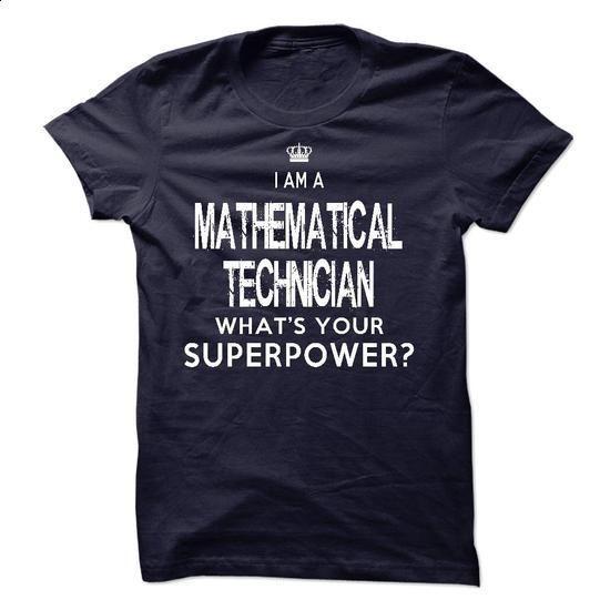 I am a Mathematical Technician - #plain tee #vintage tshirt. BUY NOW => https://www.sunfrog.com/LifeStyle/I-am-a-Mathematical-Technician-18203421-Guys.html?68278