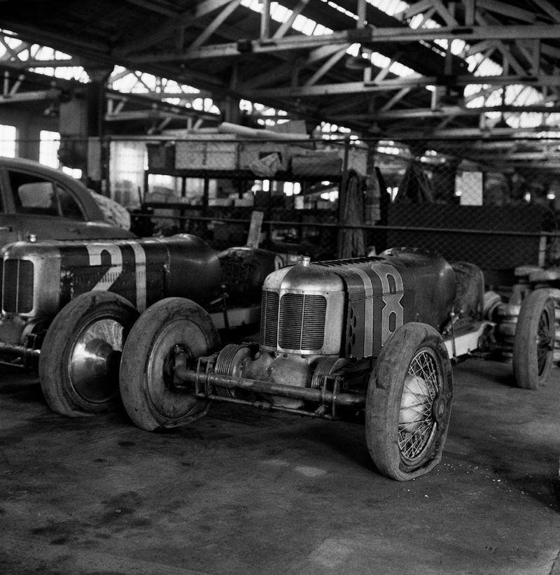 1925 Miller 122 Front Drive & 1927 Miller Model 91 Race