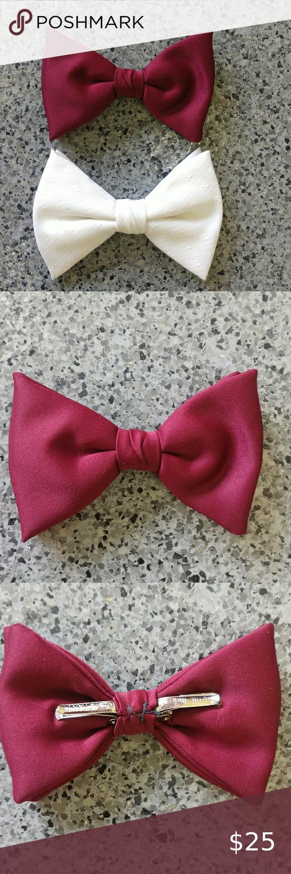 Vintage Bow Ties In 2020 Vintage Bow Tie Bows Vintage