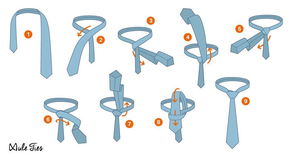 How To Tie A Tie Life Style Men Style Tips Half Windsor Und