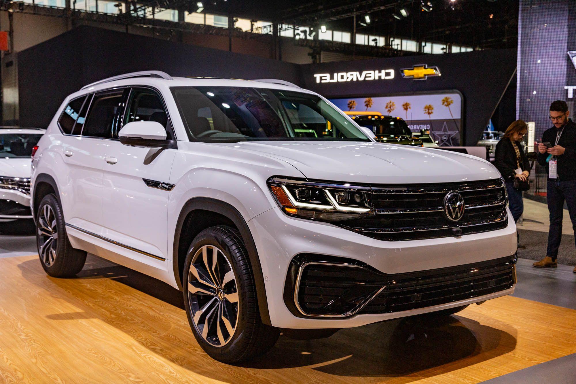 2021 VW Atlas Cross Sport Hybrid Release Date, Specs