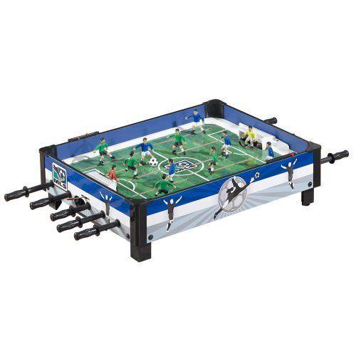 Transparent Football Table