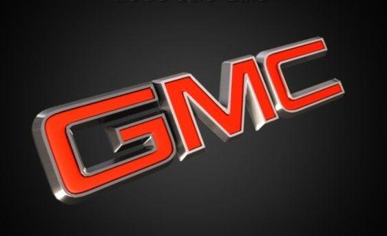 Gmc Logo 3d Gmc Trucks Gmc Logos