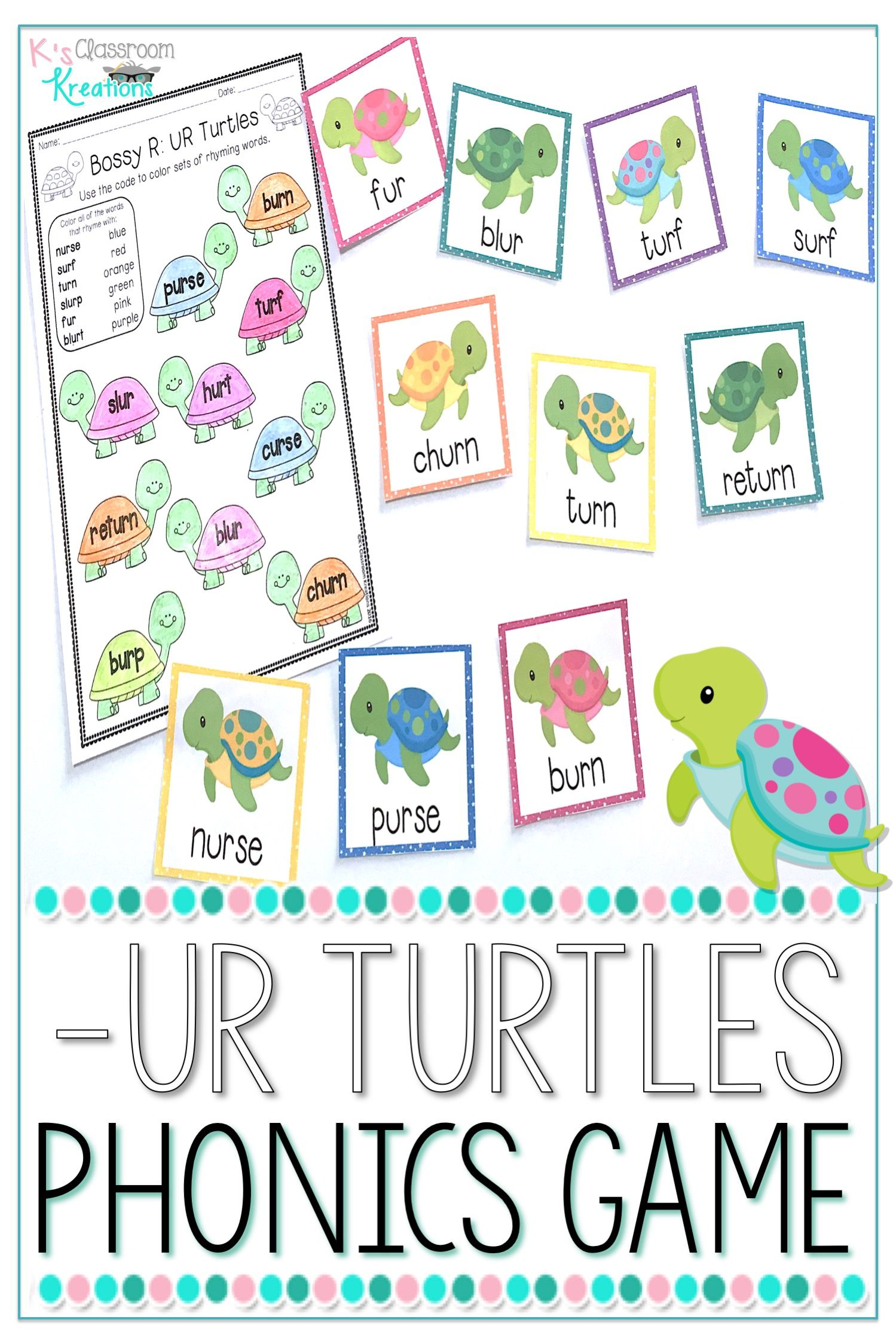 R Controlled Vowel Worksheets First Grade   Printable Worksheets and  Activities for Teachers [ 2249 x 1499 Pixel ]