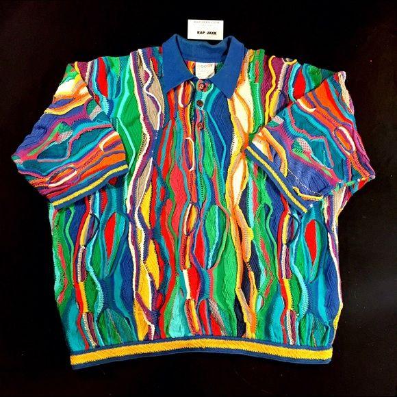 cb70b386a Vintage Coogi Australia 90s biggie sweater XXL 2XL Vintage Coogi ...
