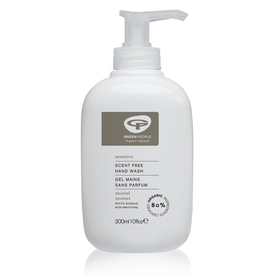 Neutral Scent Free Hand Wash 300ml Natural Soap Body Spray