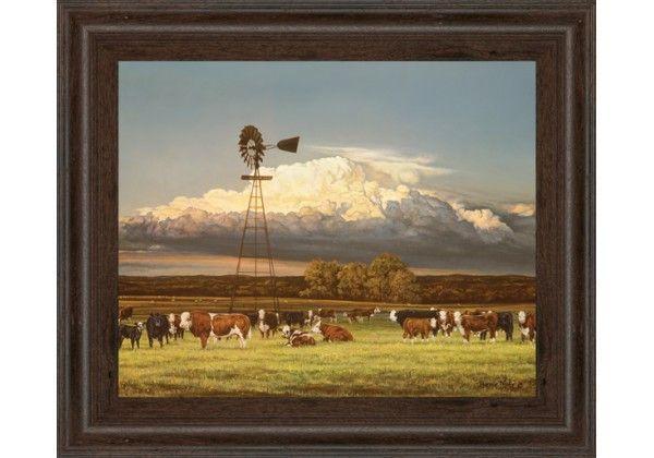 CLART8177-SUMMER PASTURES BY BONNIE MOHR