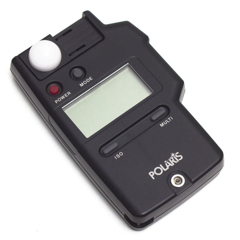 light flash meter