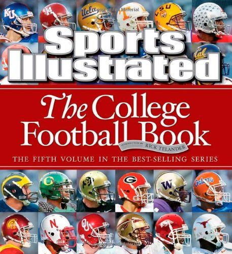 Sports Illustrated The College Football Book Libraryusergroup