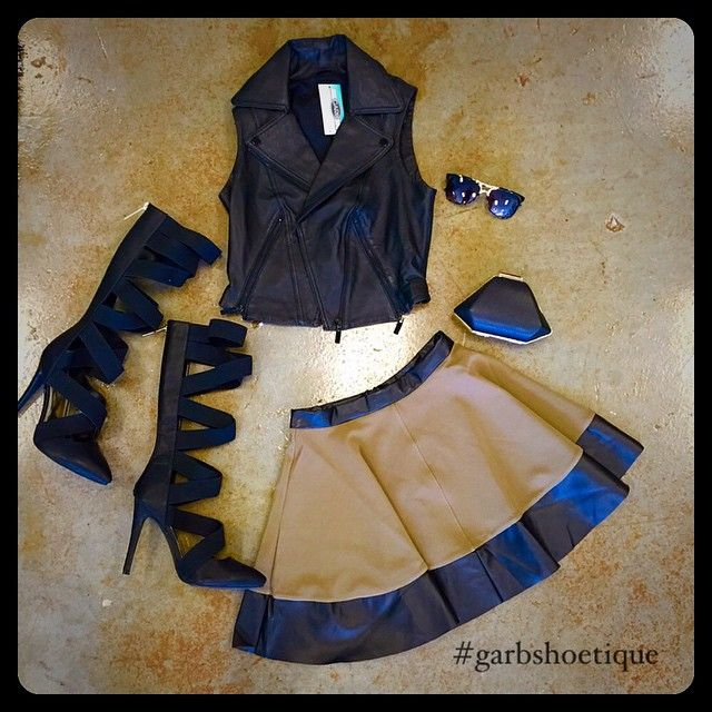 """""""#styleInYourGarb Shoe """"LACY"""" available in store & online. Entire outfit available in store!  #GarbShoetique"""""""