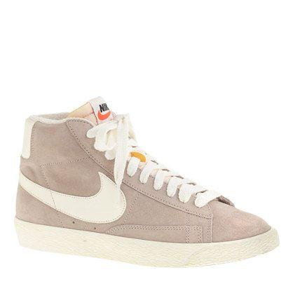 Vintage Mujer Alta De Ante Nike Blazer footlocker salida C6whXcooAu