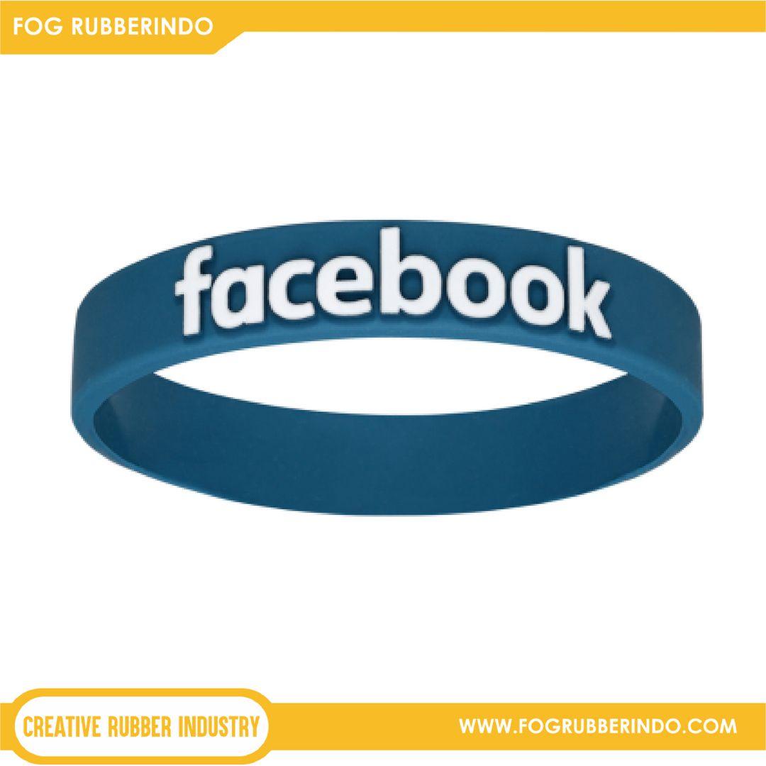 Merchandise Souvenir Promosi Gelang Tiket Karet Custom Wristband Rubber Pvc Semarang Fog Rubberindo 081930888842
