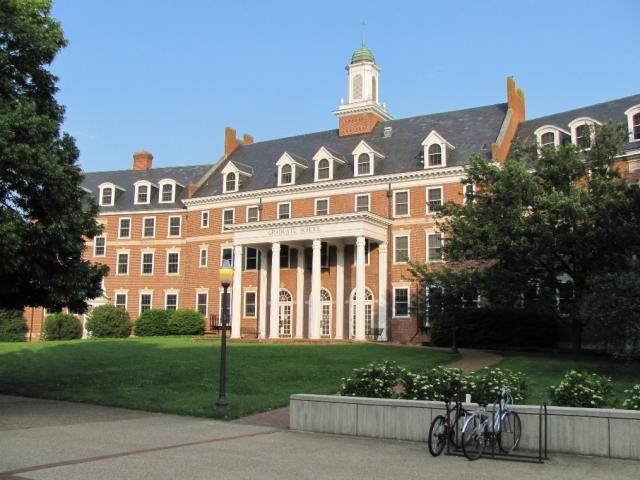 How Competitive Is Virginia Tech S Admissions Process College Campus Virginia Tech Us Universities