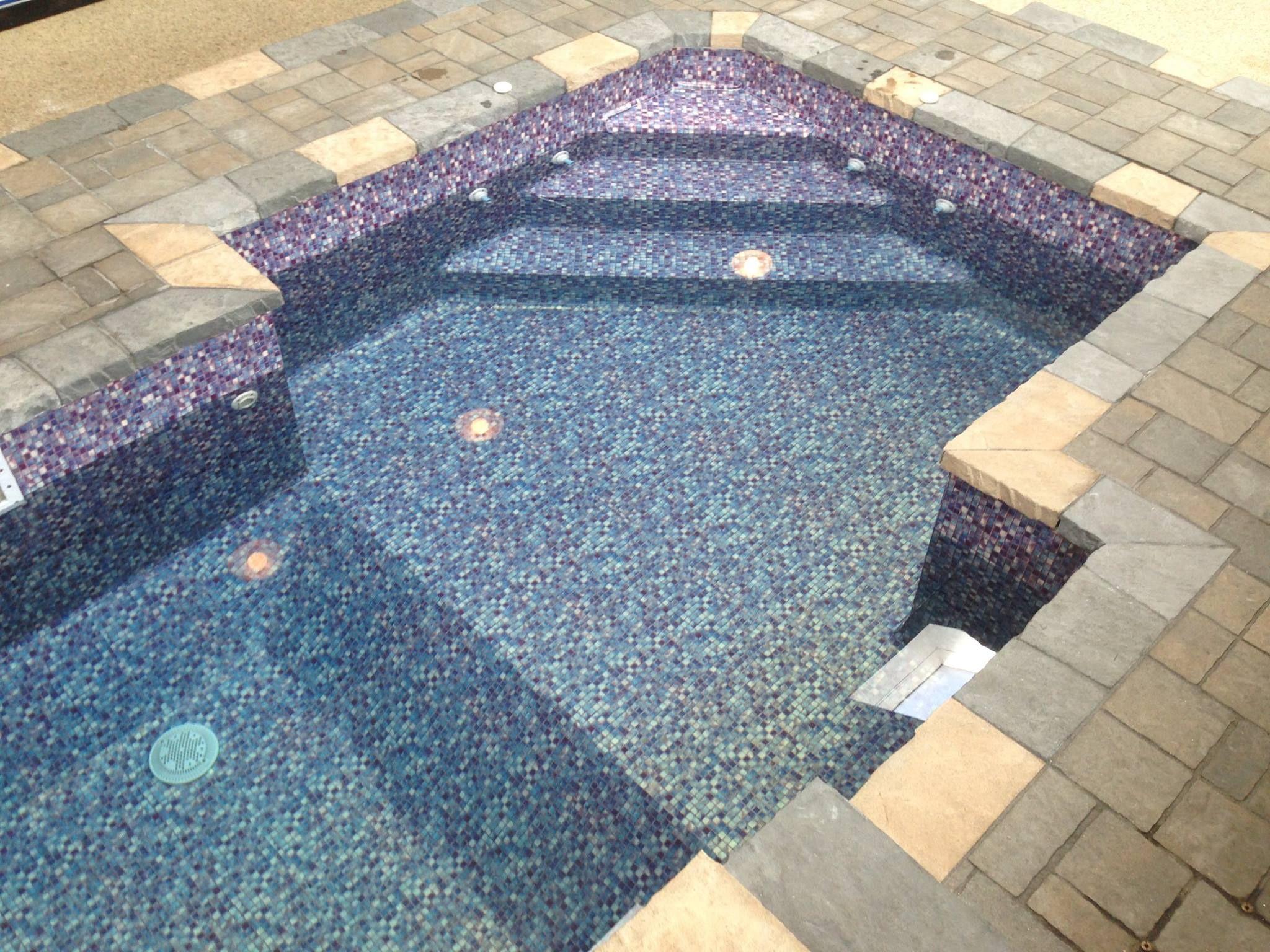 Luminous Soul pool liner Pool Liners Pinterest Pool liners