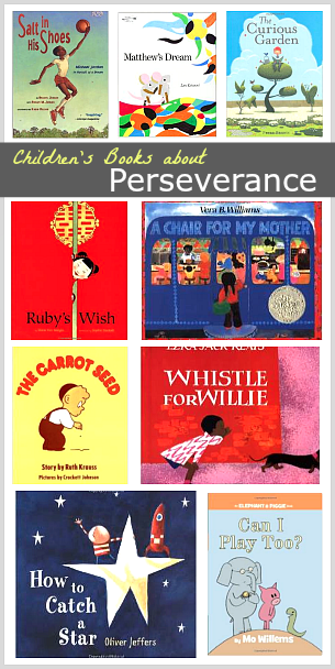 Book List: Picture Books about Perseverance Children's Book List: Stories about Perseverance vua buggyandbuggyChildren's Book List: Stories about Perseverance vua buggyandbuggy