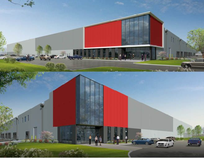 Image Result For Speculative Warehouse Office Buildings