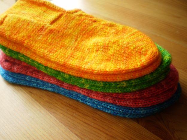 Pattern Spotlight: Turkish Bed Socks | Knitting socks ...