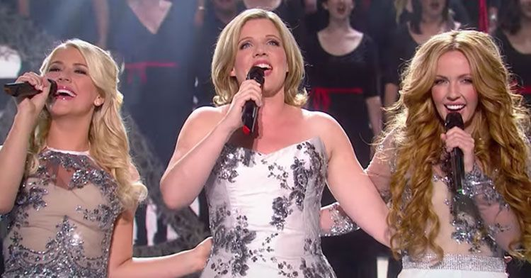Celtic Woman Christmas.Celtic Women S Trio Performs Breathtaking Cover Of Beloved