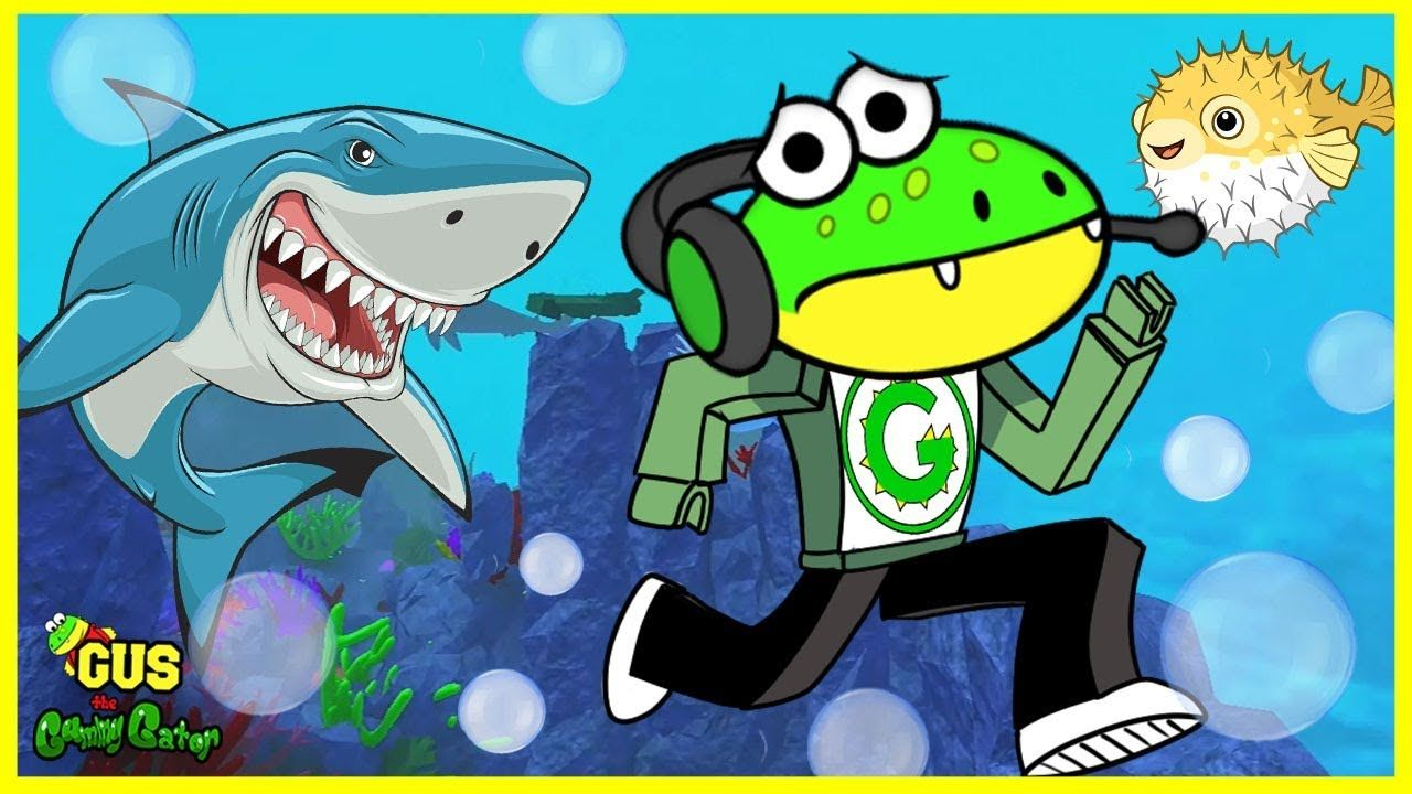 Roblox Fish Simulator Watch Out For Mr Shark Let 039 S Play With