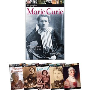 Inspiring female biographies