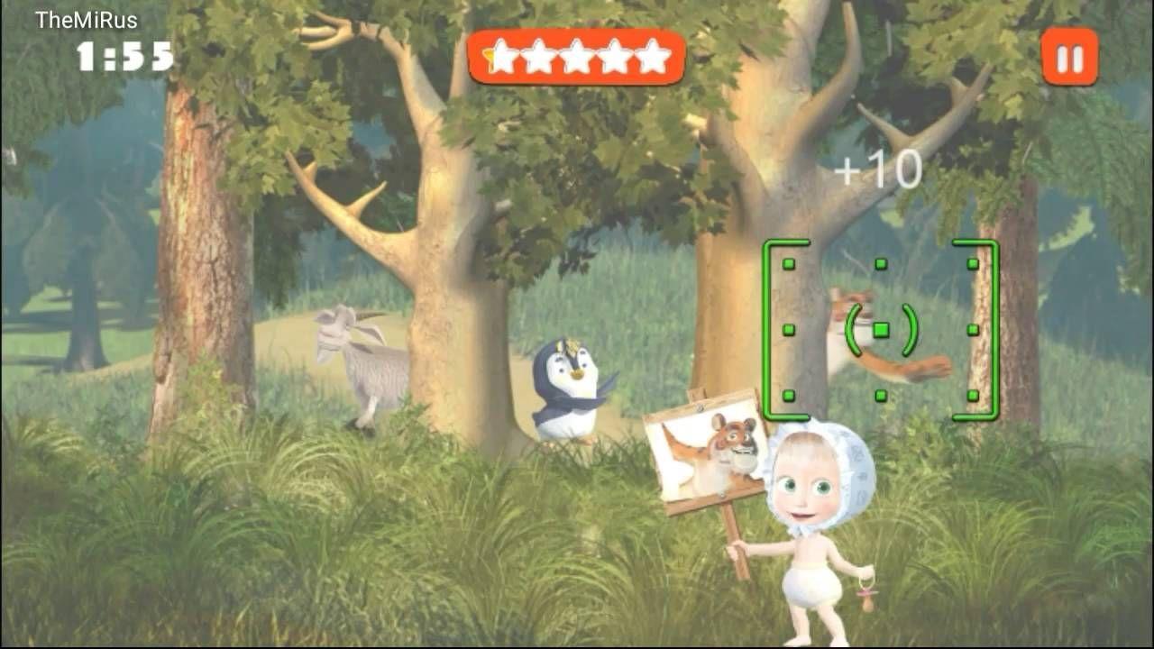 Скачать маша и медведь: игра 2. 2. 8 для android.